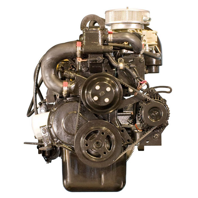 New Marine Engine