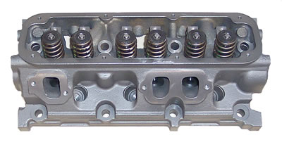 New Chrysler Cylinder Head
