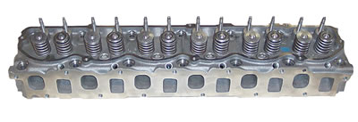 New Ford Cylinder Head