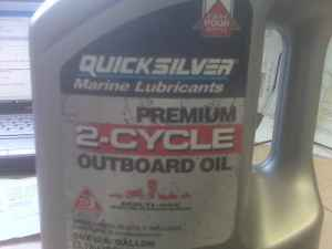 PREMIUM OIL $15.00 A GALLON